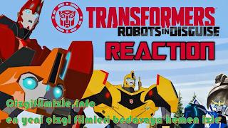 Transformers Robots İn Disguise Türkçe İzle