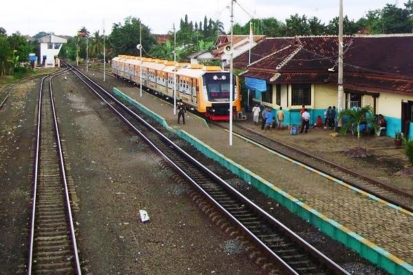 Stasiun Kereta Api Kotabumi Lampung Utara