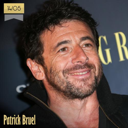 14 de mayo | Patrick Bruel - @PatrickBruelOff | Info + vídeos