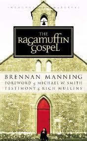 Ragamuffin Gospel, Brennan Manning, book, grace