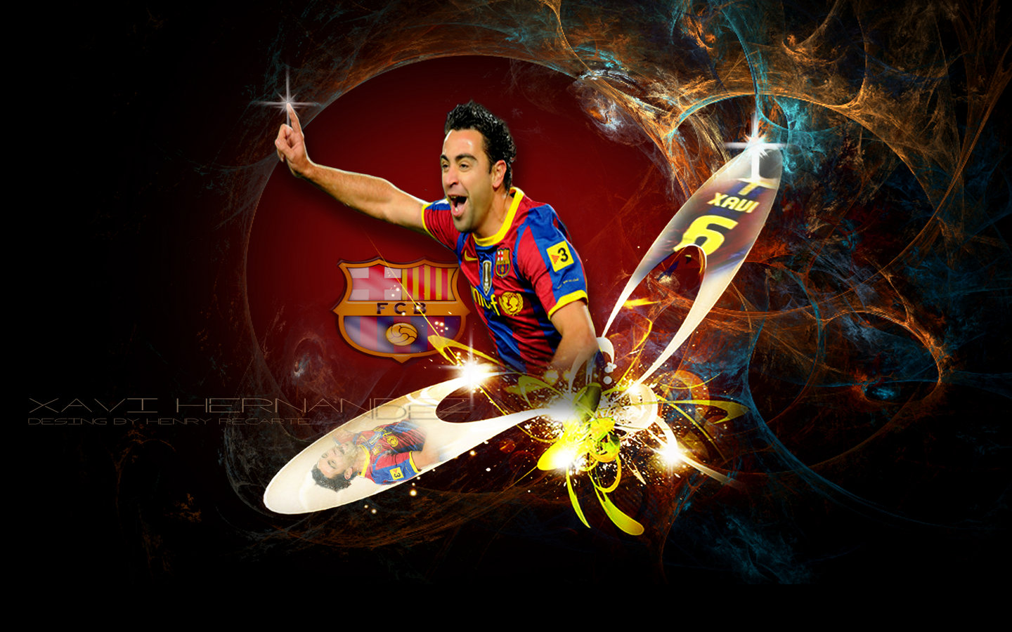 Xavi New HD Wallpapers