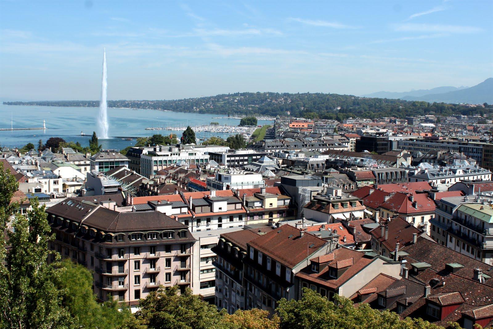 Geneva Switzerland  city photos gallery : Simply Julie: Geneva, Switzerland
