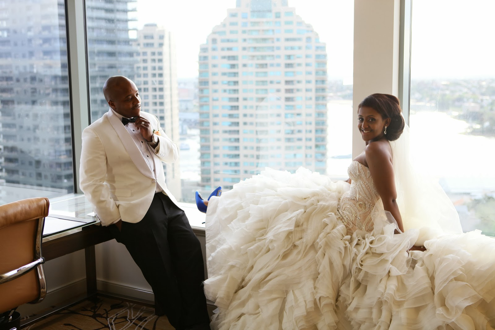 MBONGO AFANYA THE MOST EXPENSIVE WEDDING EVER IN SYDNEY AUSTRALIA