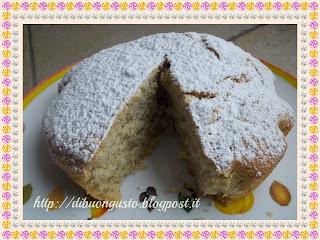 torta di kamut senza uova e senza latticini