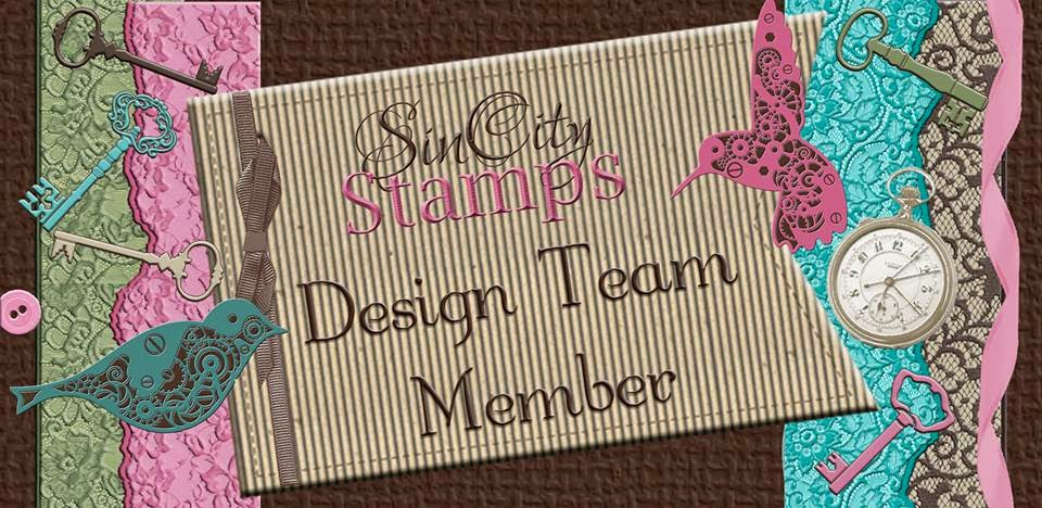 SinCity Stamps Design Team