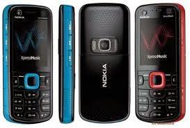 Harga Dan Spesifikasi Nokia 5320 XpressMusic Baru