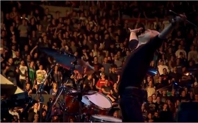 Metallica Quebec Magnetic Lars Ulrich