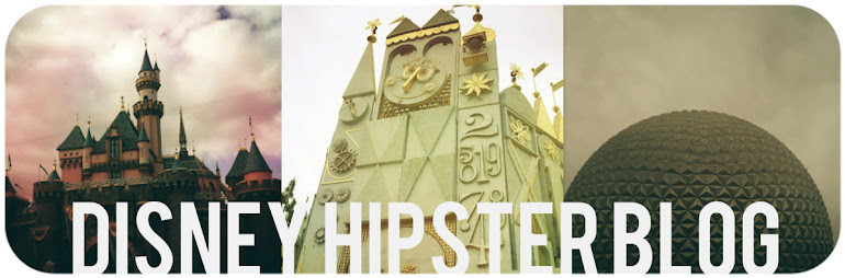 Disney Hipster Blog