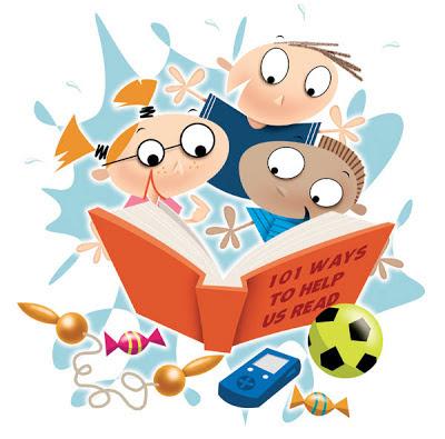 """La Biblioteca del colegio os recomienda: """"El almacén de cuentos"""""""