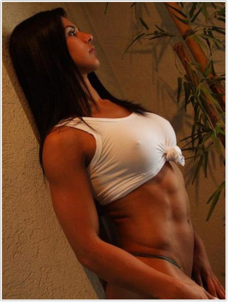 Fit Girls Are They Scary Hot Just
