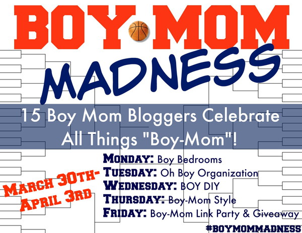 Boy Mom Madness