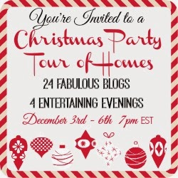 Christmas Party Tour of Homes