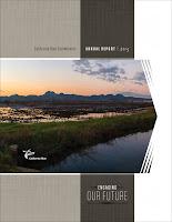 New-California Rice Commission 2013 Annual Report