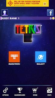 tetris free online marathon