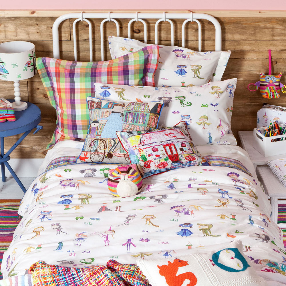 La nueva colección de Zara Home Kids | Etxekodeco