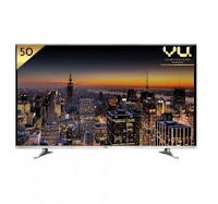 Buy Vu 50K160GP 127 cm (50) LED TV Rs.33990 : buytoeran