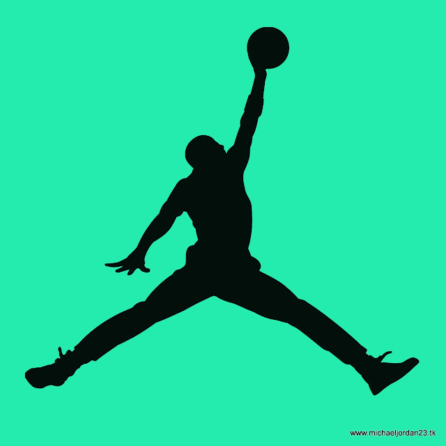 black jordan logo Copy