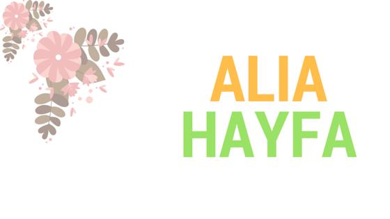 Alia Hayfa