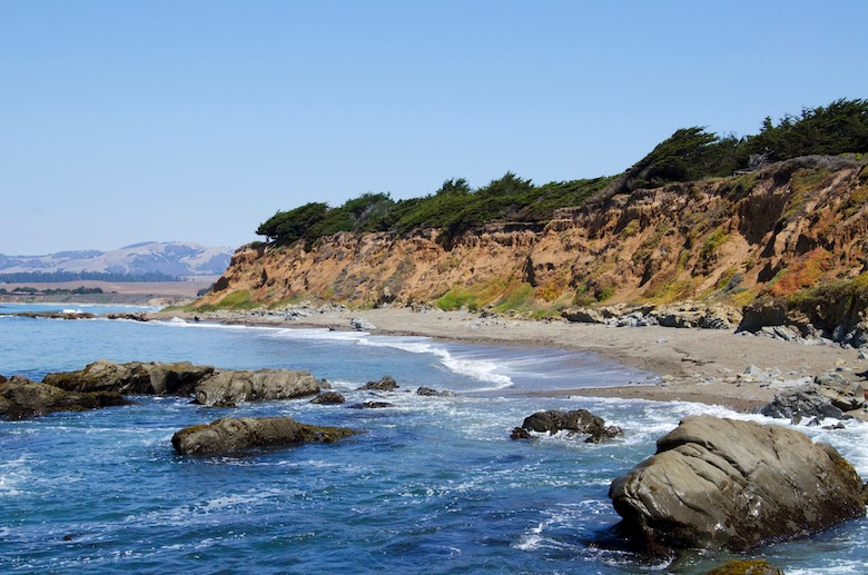 Cambria California Moonstone Beach Park
