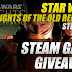 STEAM Game Giveaway, Star Wars: Knights Of The Old Republic STEAM Key Giveaway (Close)