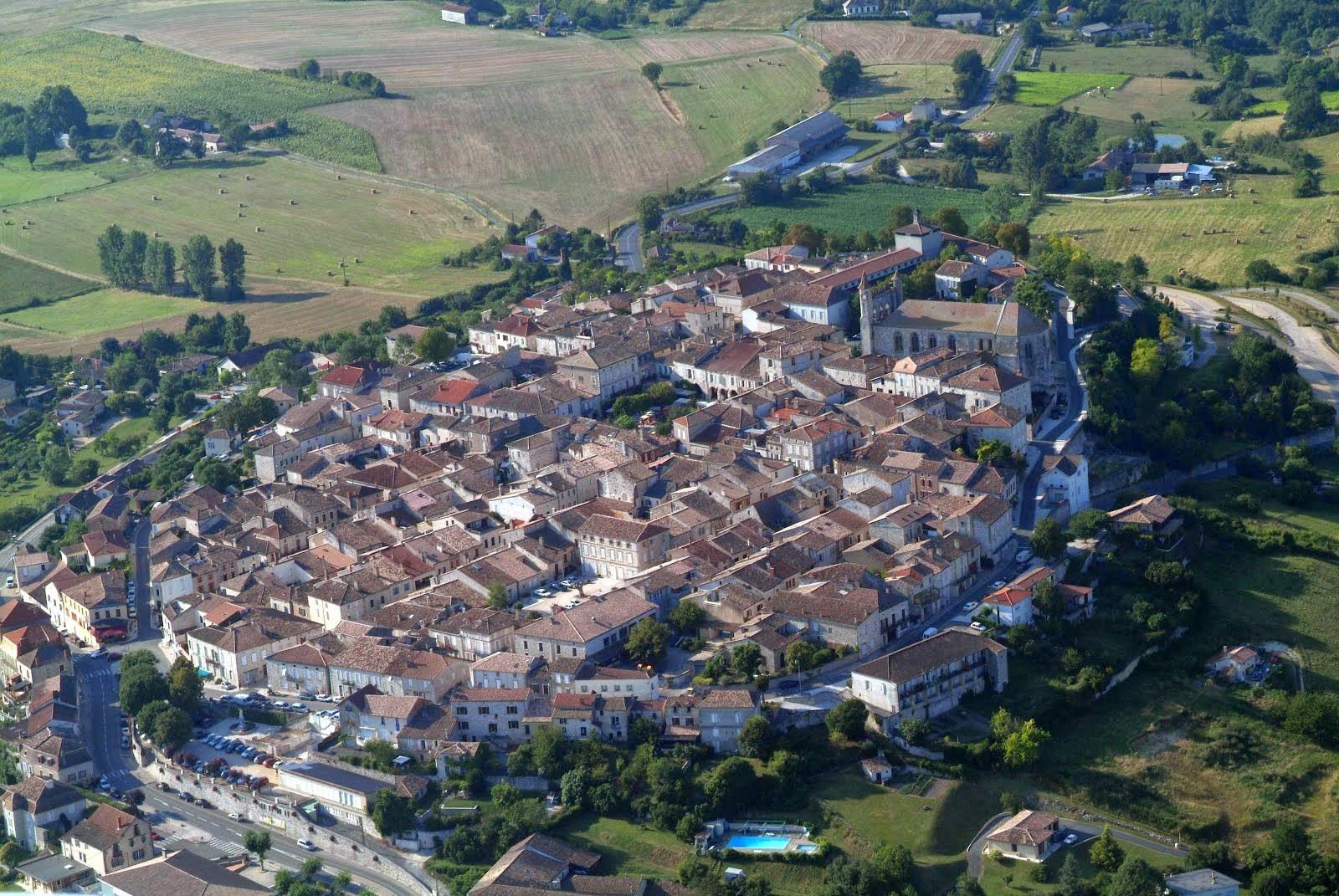La bastide de Monflanquin