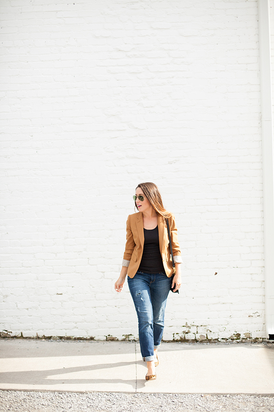 Here&Now: weekend boyfriend jeans
