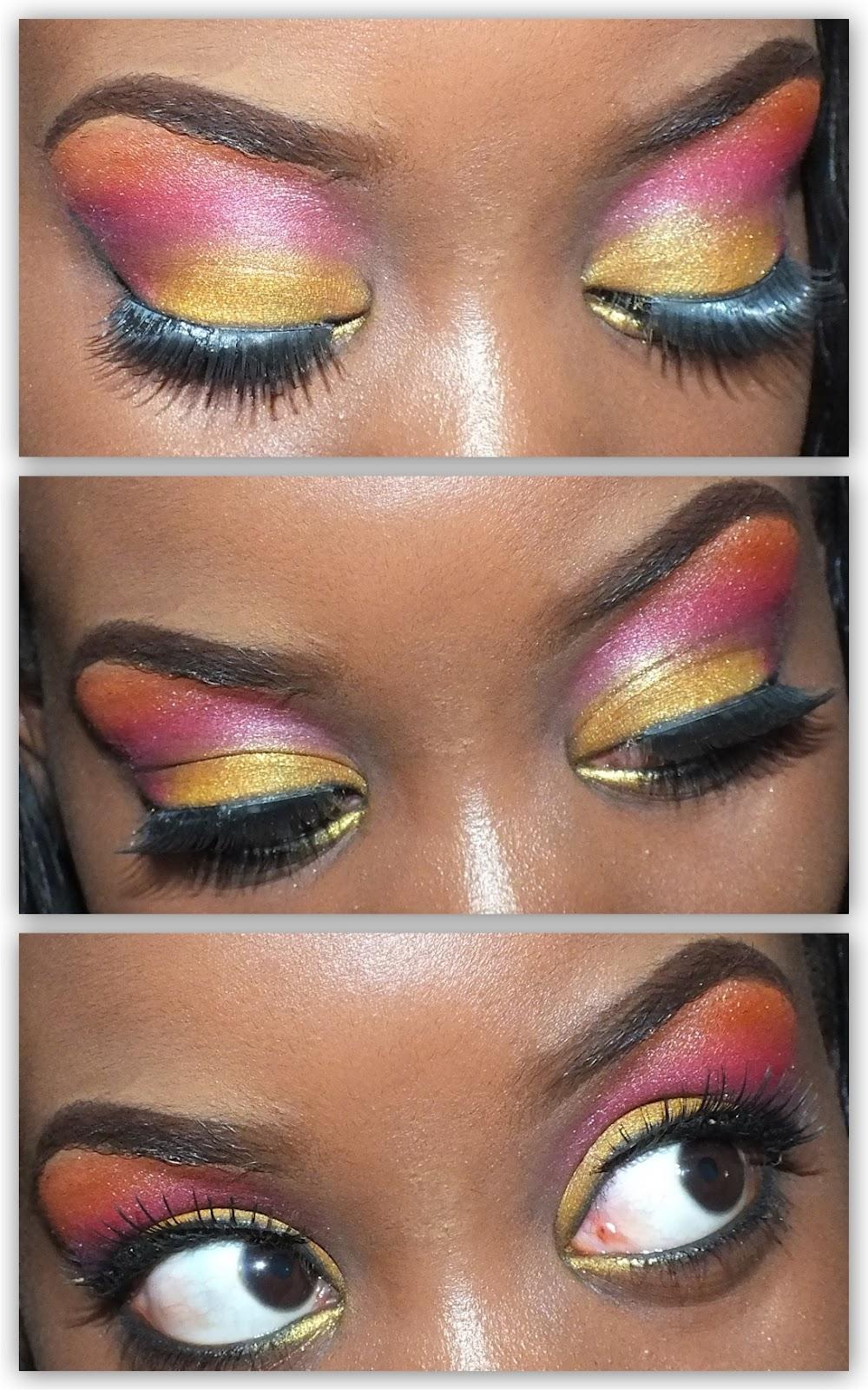 yellow lipstick dark skin - photo #39