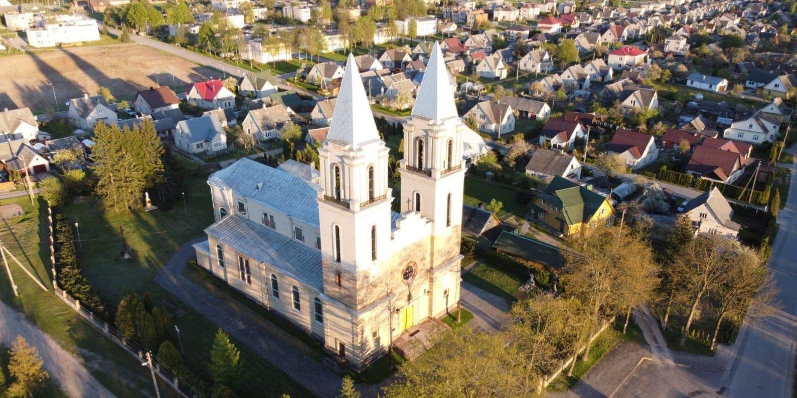 Švenčionėlių Šv. Edvardo parapija