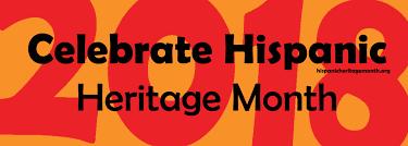 Hispanic Heritage Month 2018 begins