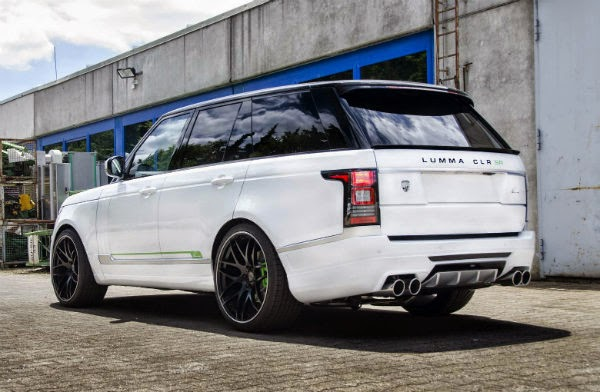 Lumma Design Range Rover Vogue CLR SR 3