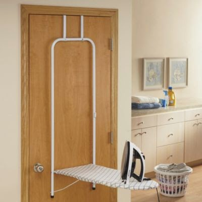 Image result for door mounted ironing board