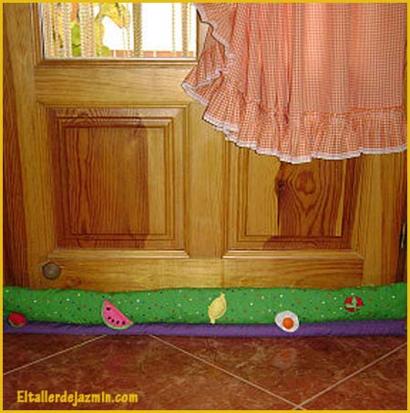 Burletes de tela para puertas y ventanas - Burlete para puertas ...
