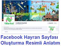 Yeni Facebook Hayran Sayfası Oluşturma Resimli Anlatım