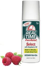 real time pain relief  select roll on