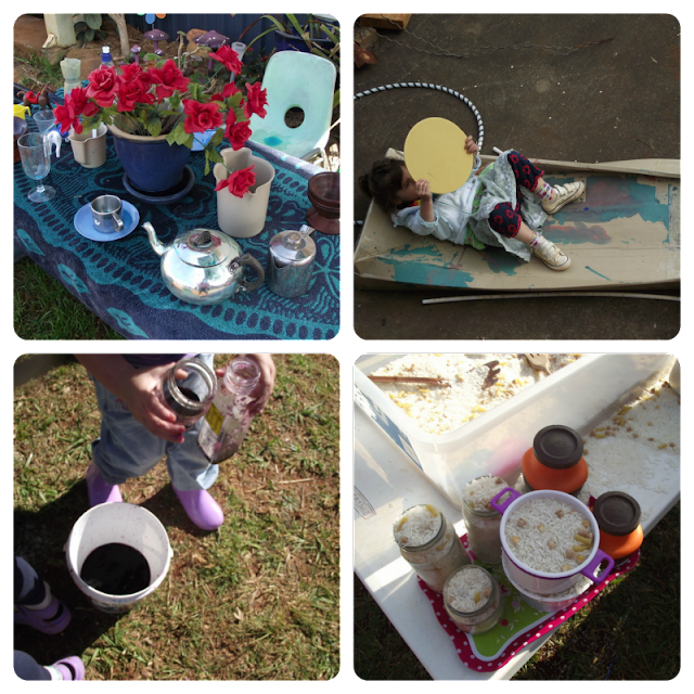 Outdoor Playspaces & Activities for Home Educators - Mummy Musings and Mayhem