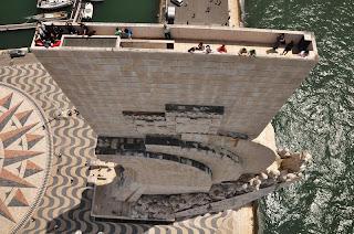 Monumento a los descubridores - Lisboa