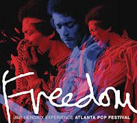 Jimi Hendrix Experience's Freedom: Atlanta Pop Festival