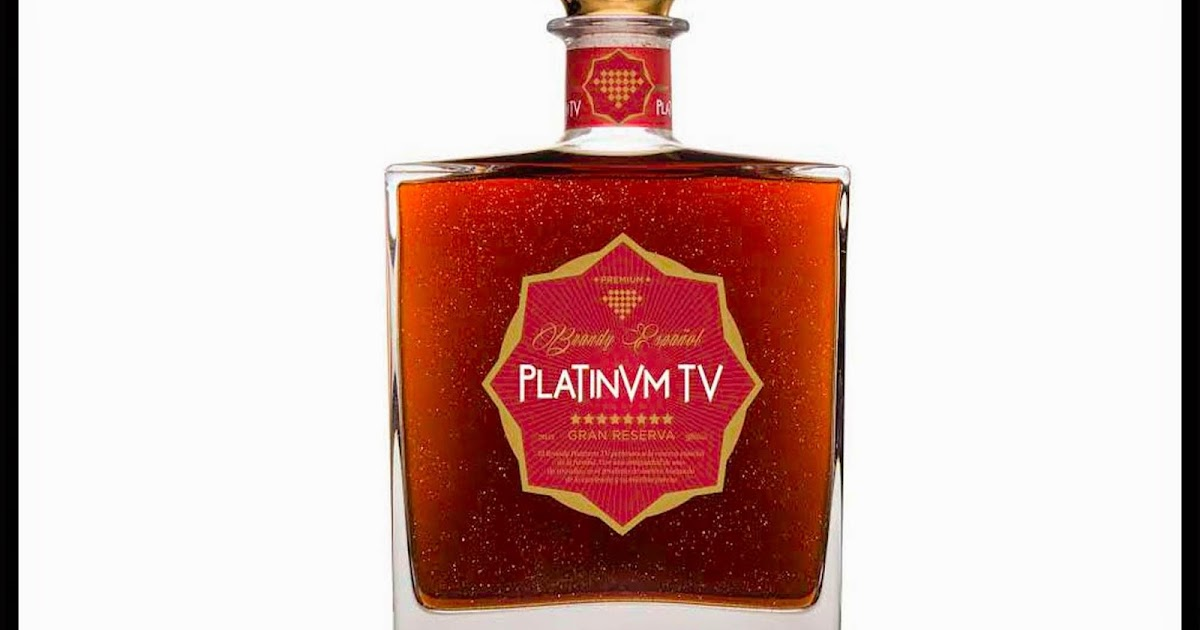 Barman in Red: Nuevo Brandy Platinum TV con oro de Tavasa ...