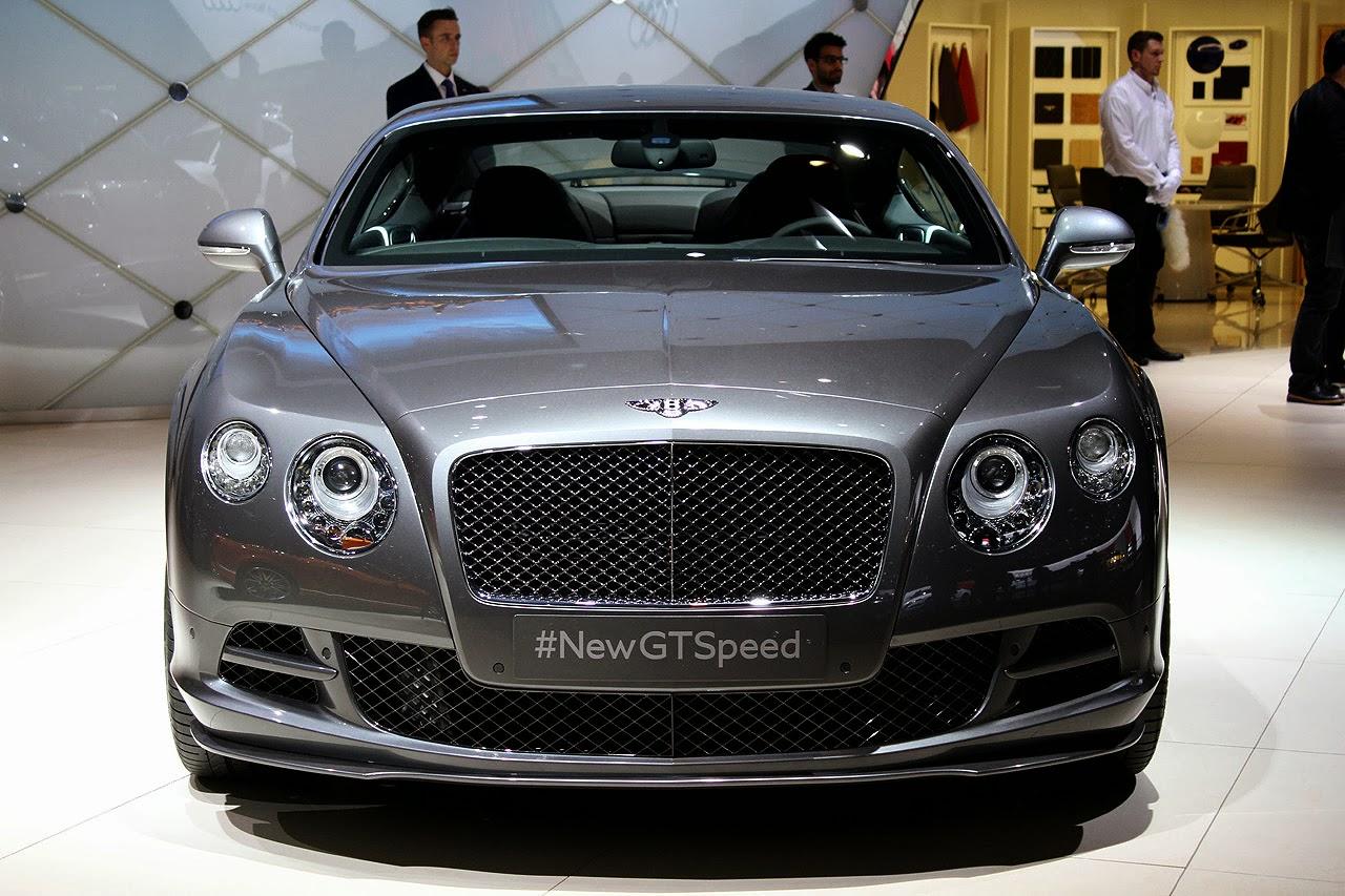 automotiveblogz 2014 bentley continental gt speed geneva 2014 photos. Cars Review. Best American Auto & Cars Review
