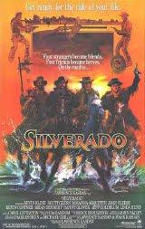 Afiche de 'Silverado'