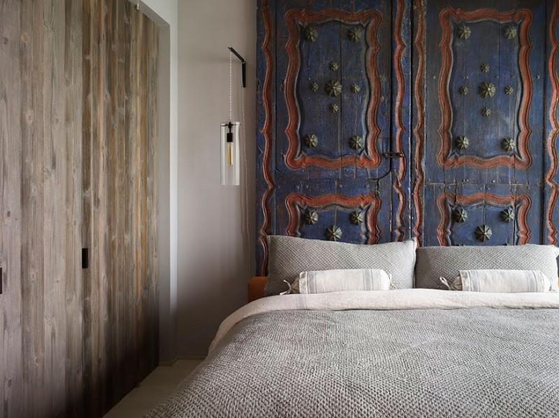Estudio en Nueva York, Incorporated Architecture  Design, han diseñado el apartamento bohemio. Terminado en 2010, este apartamento colorido,