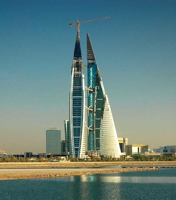 Architecture Bahrain2