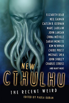 New Cthulhu: The Recent Weird, 2011, copertina
