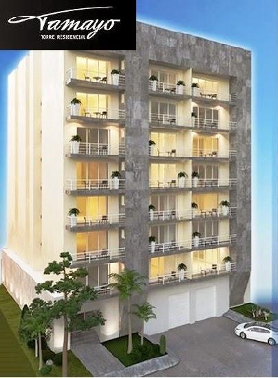 Torre Residencial Condominios EN VENTA   21 Condominios  18 Opciones