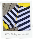 DIY - Piping ved ærmer