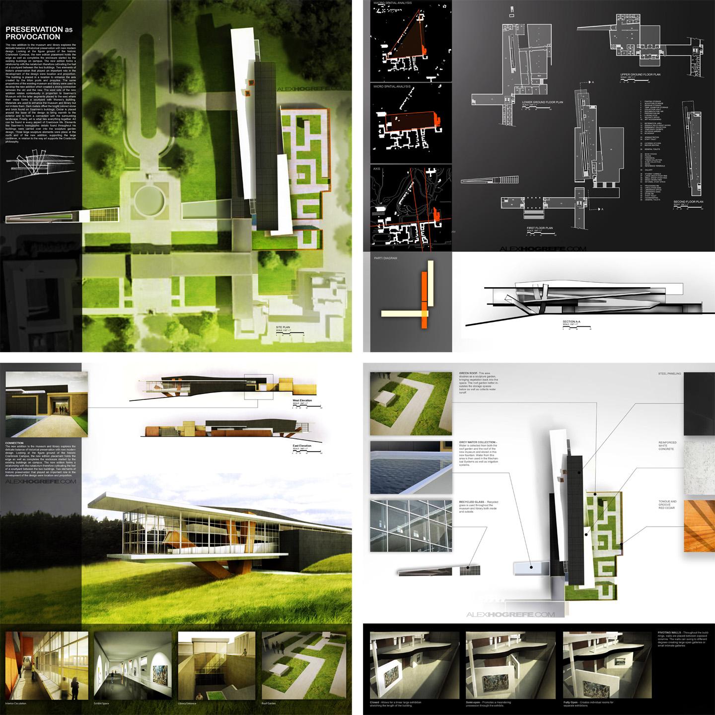 digital portfolio thesis