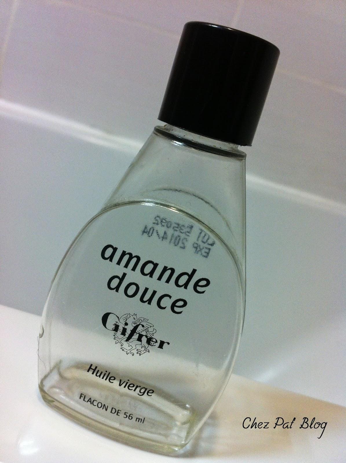 huile d'amande douce grossesse