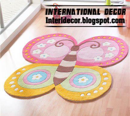 Modern carpets models colors for kids girls room for Carpet for kids room