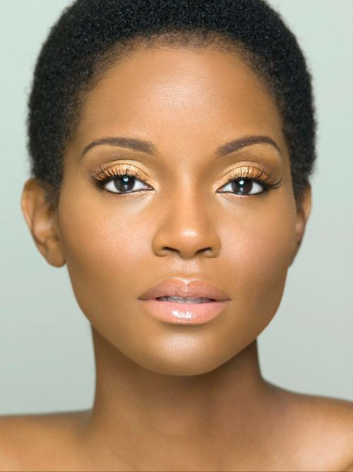 Big Chop Hairstyles Black Women