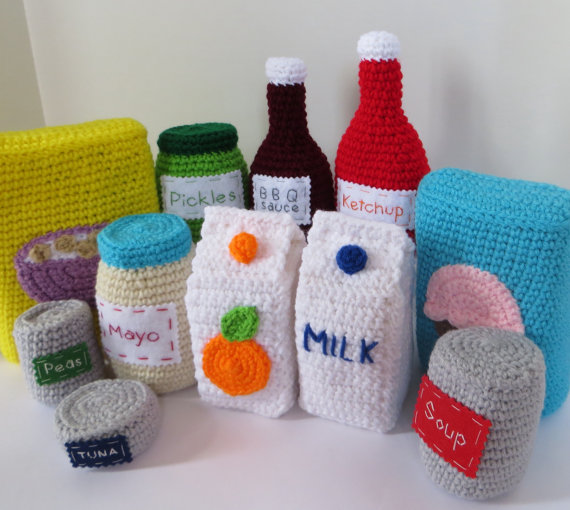 Crochet Patterns Free Food : CROCHET N PLAY DESIGNS